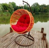 Swing Outdoor Swing, meubles en rotin, panier en rotin (D024)