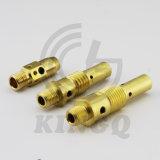 Kingq Gas-Diffuser (Zerstäuber) für Tweco Marke MIG-Schweißens-Fackel