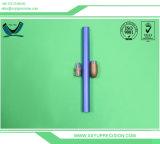 Peças de maquinaria do CNC do chapeamento da precisão da produção em massa