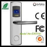 Fechamento de porta seguro do hotel da alta segurança de Orbita