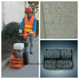 道路工事ガソリン具体的な表面を傷つける機械Gye-200の200mmの働く幅のための土掻き機機械