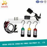 220kV 무선 디지털 고전압 살아있는 선 단계 순서 검사자