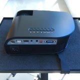 Репроектор репроектора 50W портативный HD 1080P СИД Yi-805b миниый микро- с HDMI/VGA USB//AV /TV