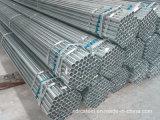 El carbón soldó el tubo de acero/el tubo de acero galvanizado/la sección hueco