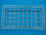卸し売り安いOEMサービスマルチ目的の網の容器の実用的なワイヤ記憶装置のバスケット