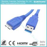 Мужчина высокого качества USB2.0 USB 3.0 к мыжскому кабелю USB
