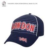綿の野球帽の綿のゴルフ帽は帽子の方法余暇の帽子を遊ばす