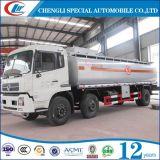Caminhão de tanque de combustível Dongfeng 6 * 4 para venda