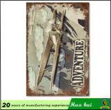 Bekanntmachen Zeichen-Vorstand-des hängenden System-Dekorationpub-Wand-Dekors C163