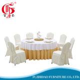 Tableau dinant rond de banquet de pliage de modèle simple