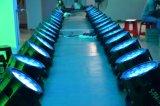 段階装置18*15W RGBWA DJのディスコの結婚式の同価ライト