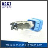 Edvt 4fluteのCNC機械のためのアルミニウム端製造所の切削工具
