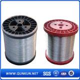 Fil d'acier galvanisé par qualité sur le marché de la Chine