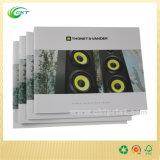 Бумажное печатание для брошюры, буклета, кассеты (CKT-BK-394)