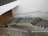 Railing Frameless горячего сбывания стеклянный для балкона