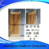 Ferragem deslizante interior da porta de celeiro da forma da venda por atacado do baixo preço