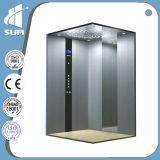 기계 룸 304 스테인리스 전송자 엘리베이터를 가진 속도 1.5m/S