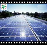 Vidrio solar fotovoltaico para el edificio
