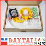 2.0mm/3.0mm 단일 모드 섬유 광학적인 PLC 쪼개는 도구 1*32