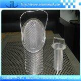 Cylindre de filtre de l'acier inoxydable 304