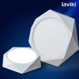 luz de painel montada de superfície 12W do diodo emissor de luz 18W