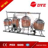 Apparatuur van het micro- Bierbrouwen van de Brouwerij de Commerciële Voor Verkoop