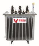 10kv Transformer/630kVAの無定形の合金の変圧器