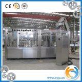 Máquina de rellenar de relleno del jugo del agua mineral
