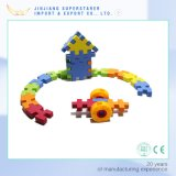 Happy Dream Childhood Building Blocks Wooden Building Blocks