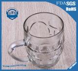 Творческое бессвинцовое прозрачное стекло пива