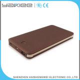 Batería móvil portable de la potencia del USB del cargador 8000mAh de la alta capacidad