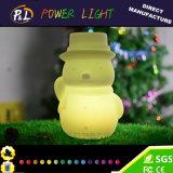 Event&Party LED Derorativeランプのプラスチッククリスマスの装飾およびギフト