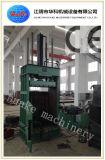 A lã vertical hidráulica cobre a prensa
