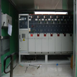 緑色のHvの金属のシェルのケーブル配線ボックス