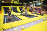 2017 коммерчески крытый гимнастический Trampoline США скача циновка для взрослых и малышей