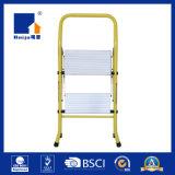 Stepladder del Aluminio-Acero para el uso diario
