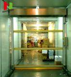 Дверь замораживателя холодной комнаты высокой эффективности высокоскоростная