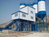 Hls120 Concrete het Groeperen Installatie met de Verkoop Van uitstekende kwaliteit in Rusland