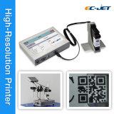 Благоприятный принтер Inkjet машины кодирвоания даты для штемпелевать яичка (ECH700)