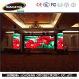 Alta visualización de LED a todo color de interior de la definición SMD P4