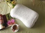 一義的な手際よく石鹸の形の人間工学的の乳液の首の枕