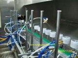 Línea automática Eje de rotación-Por cinta transportadora de la pintura a pistola