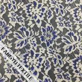Ткань шнурка конструкции цветка для платья