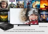 Androider Fernsehapparat-Kasten freier Fernsehapparat-Kasten T95m S905 2g8g Ott Fernsehapparat-Kasten plus Mikroprogrammaufstellung