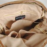 ベージュカラー学校のラップトップは袋に入れるファッション・デザイナーのリュックサック(RS-2546)を