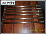Servicio de cobre amarillo de cobre amarillo de la maquinaria de los productos de la precisión que trabaja a máquina
