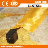 De gele, Grijze, Zwarte Organisator van de Kabel van de Stof van de Kleur Nylon