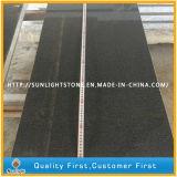 Telhas cinzentas escuras Polished baratas do granito de G654 Padang para pavimentar/parede