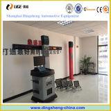 Preço do competidor da máquina do alinhamento de roda 3D da fonte perita para a loja do pneumático