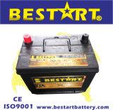 12V60ah de verzegelde AutoBatterij van Bci van de Batterij van de Auto van het Onderhoud Vrije 35mf
